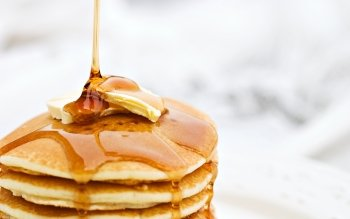 Nahrungsmittel - Pancake Wallpapers and Backgrounds ID : 458806