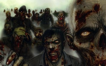 Dark - Zombie Wallpapers and Backgrounds ID : 45893