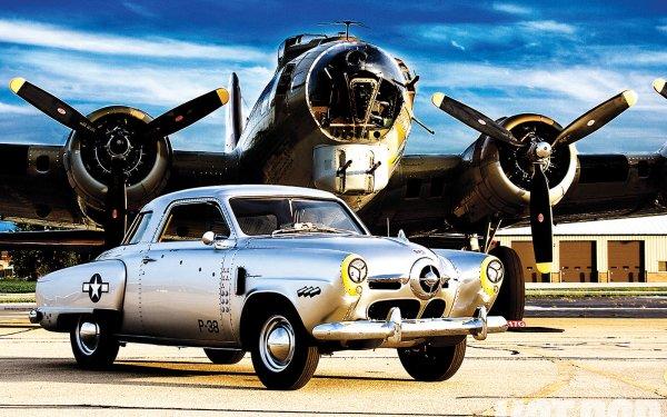 Vehicles Studebaker HD Wallpaper | Background Image