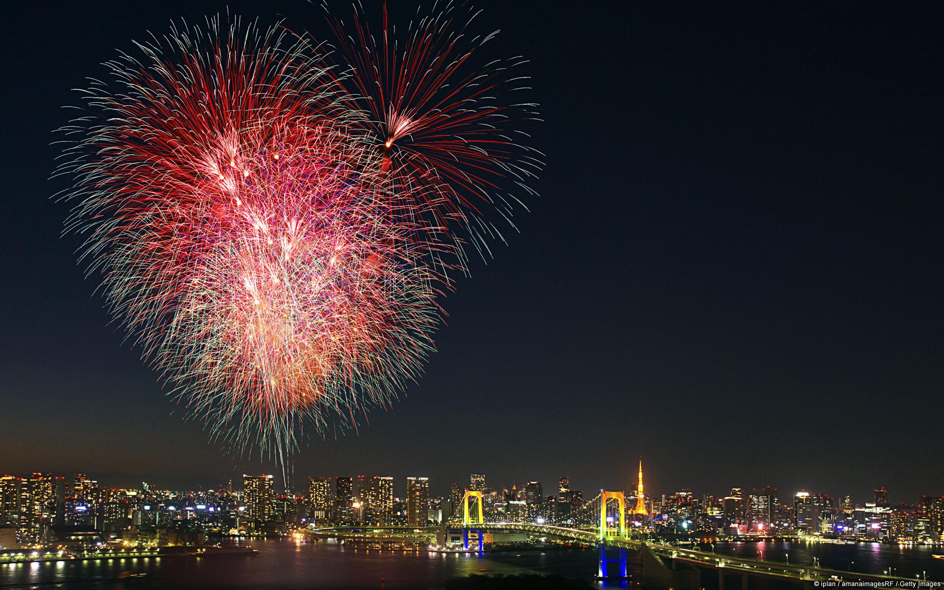 Fireworks HD Wallpaper  Background Image  1920x1200  ID:459692