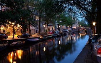 Рукотворное - Amsterdam Wallpapers and Backgrounds ID : 459768