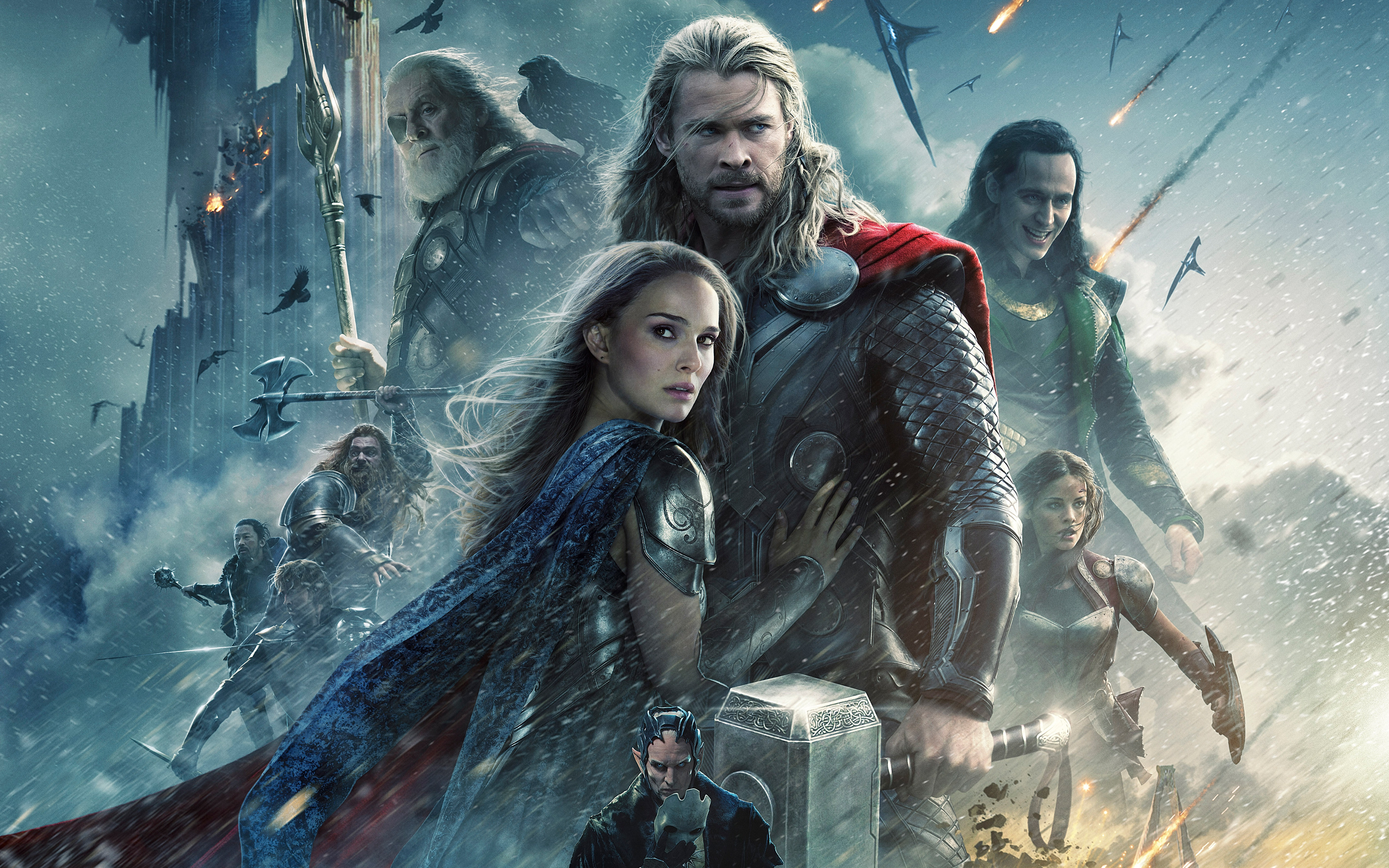 70 Thor: The Dark World HD Wallpapers | Backgrounds ...