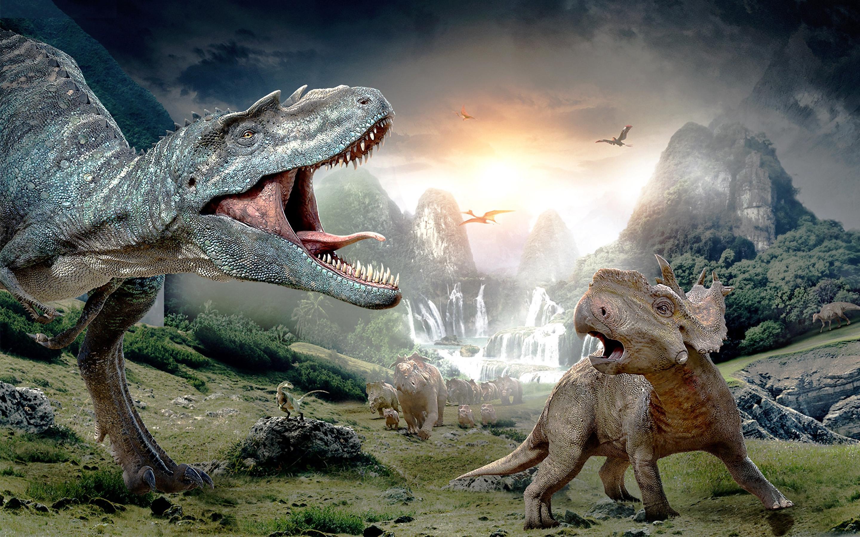 Walking With Dinosaurs Fondo De Pantalla Hd Fondo De