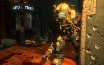 Video Game - Bioshock Wallpapers and Backgrounds ID : 4601