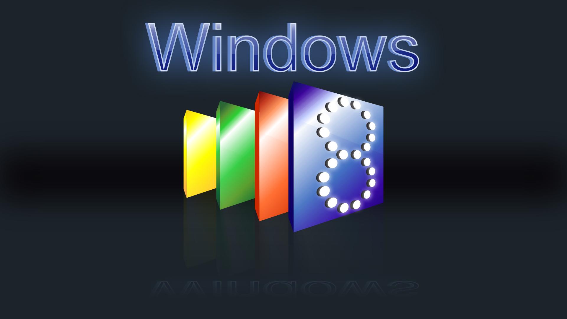 技术 - Windows 8  壁纸