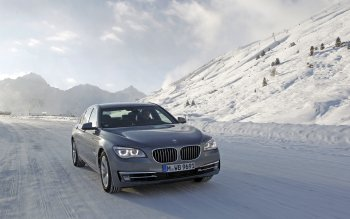 Fahrzeuge - 2013 Bmw 7-series Wallpapers and Backgrounds ID : 461985