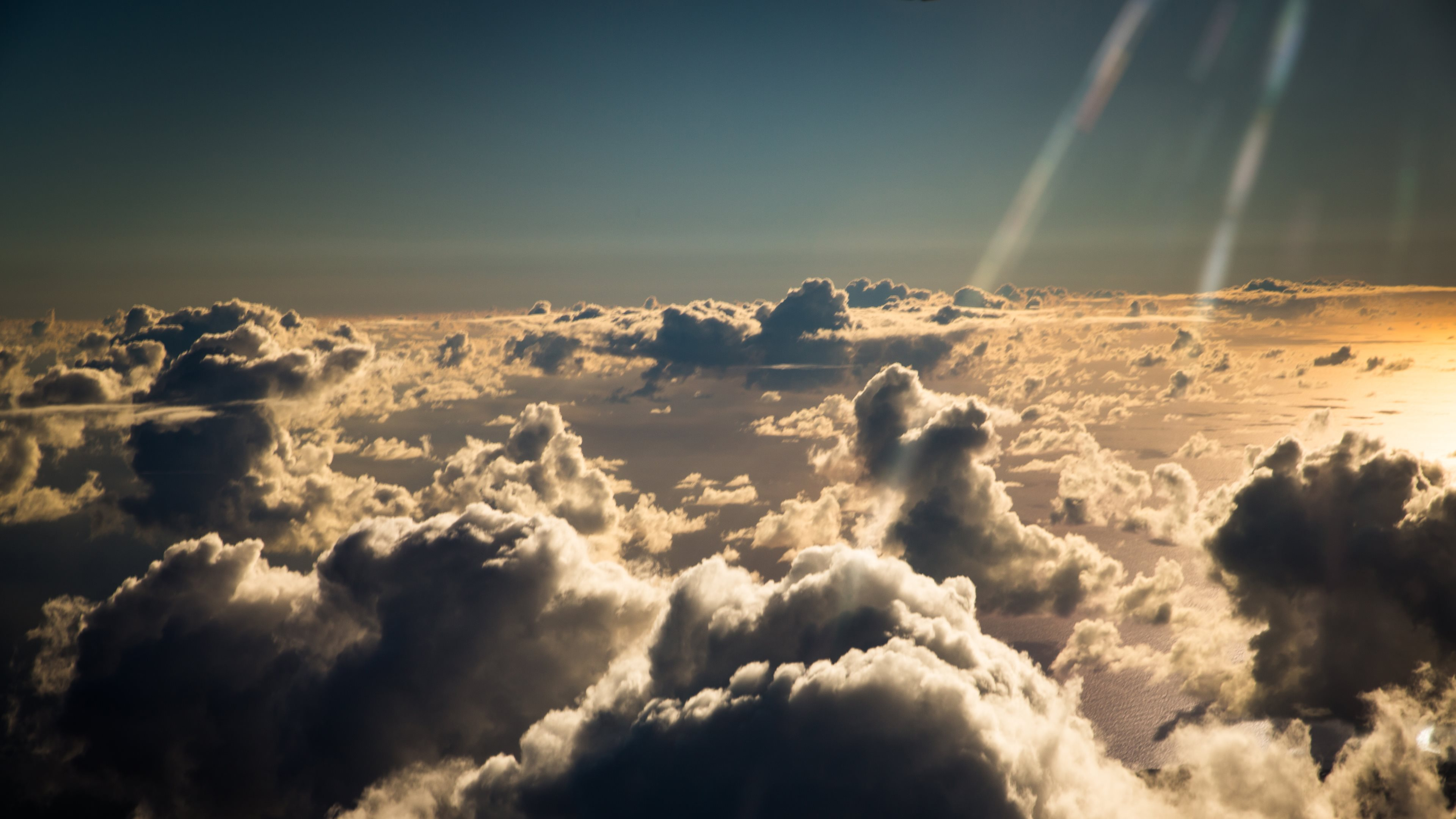 Sunrise cloud 4k ultra hd wallpaper and background image for Cloud wallpaper