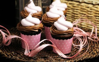 Alimento - Cupcake Wallpapers and Backgrounds ID : 462141