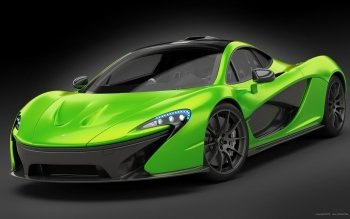 Vehicles - McLaren P1 Wallpapers and Backgrounds ID : 462362