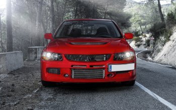 Vehicles - Mitsubishi Evolution IX Wallpapers and Backgrounds ID : 462632