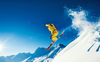 Deporte - Skiing Wallpapers and Backgrounds ID : 462944