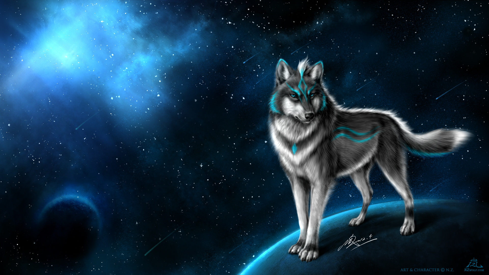 wolf hd wallpaper | background image | 1920x1080 | id:463422