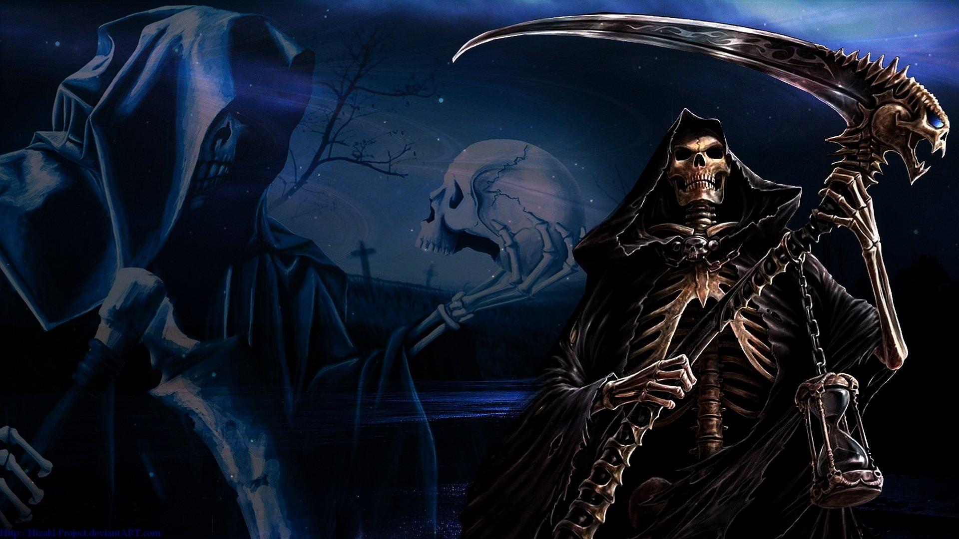 Grim Reaper HD Wallpaper | Background Image | 1920x1080 ...