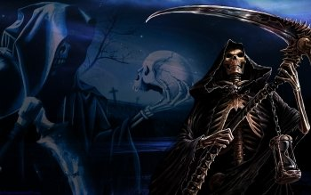 Dark - Grim Reaper Wallpapers and Backgrounds ID : 463549