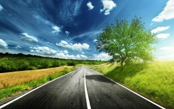 Hecho Por El Hombre - Carretera Wallpapers and Backgrounds