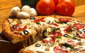 Food - Pizza Wallpapers and Backgrounds ID : 464149
