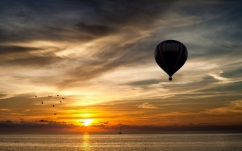 Vehicles - Hot Air Balloon Wallpapers and Backgrounds ID : 464187