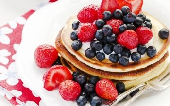 Alimento - Pancake Wallpapers and Backgrounds ID : 464594