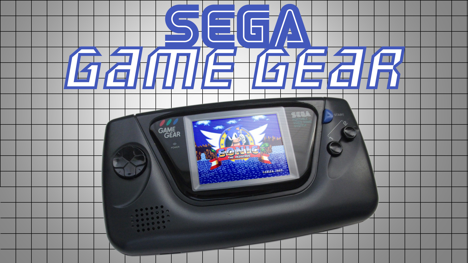 2 Sega Game Gear Hd Wallpapers Backgrounds Wallpaper Abyss