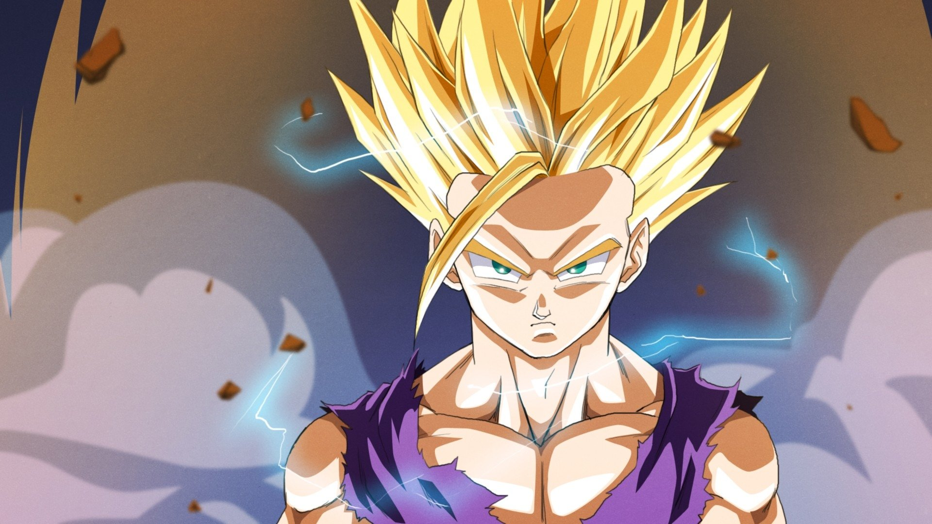 817 Dragon Ball Z Hd Wallpapers Background Images Wallpaper Abyss