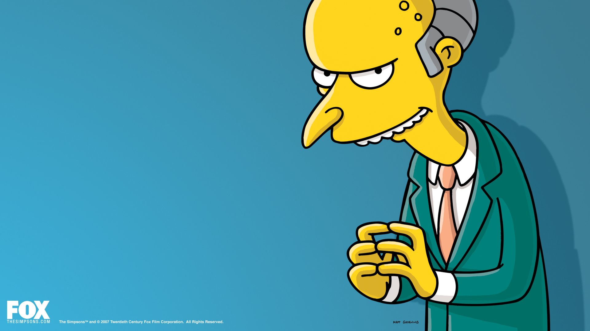 The Simpsons HD Wallpaper   Background Image   1920x1080 ...