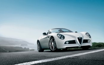 Vehicles - Alfa Romeo 8C Spider Wallpapers and Backgrounds ID : 466350