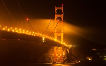 Man Made - Golden Gate Wallpapers and Backgrounds ID : 466596