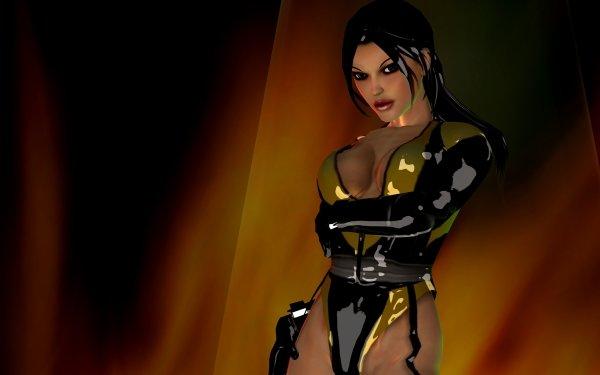 Comics Watchmen Silk Spectre HD Wallpaper | Background Image