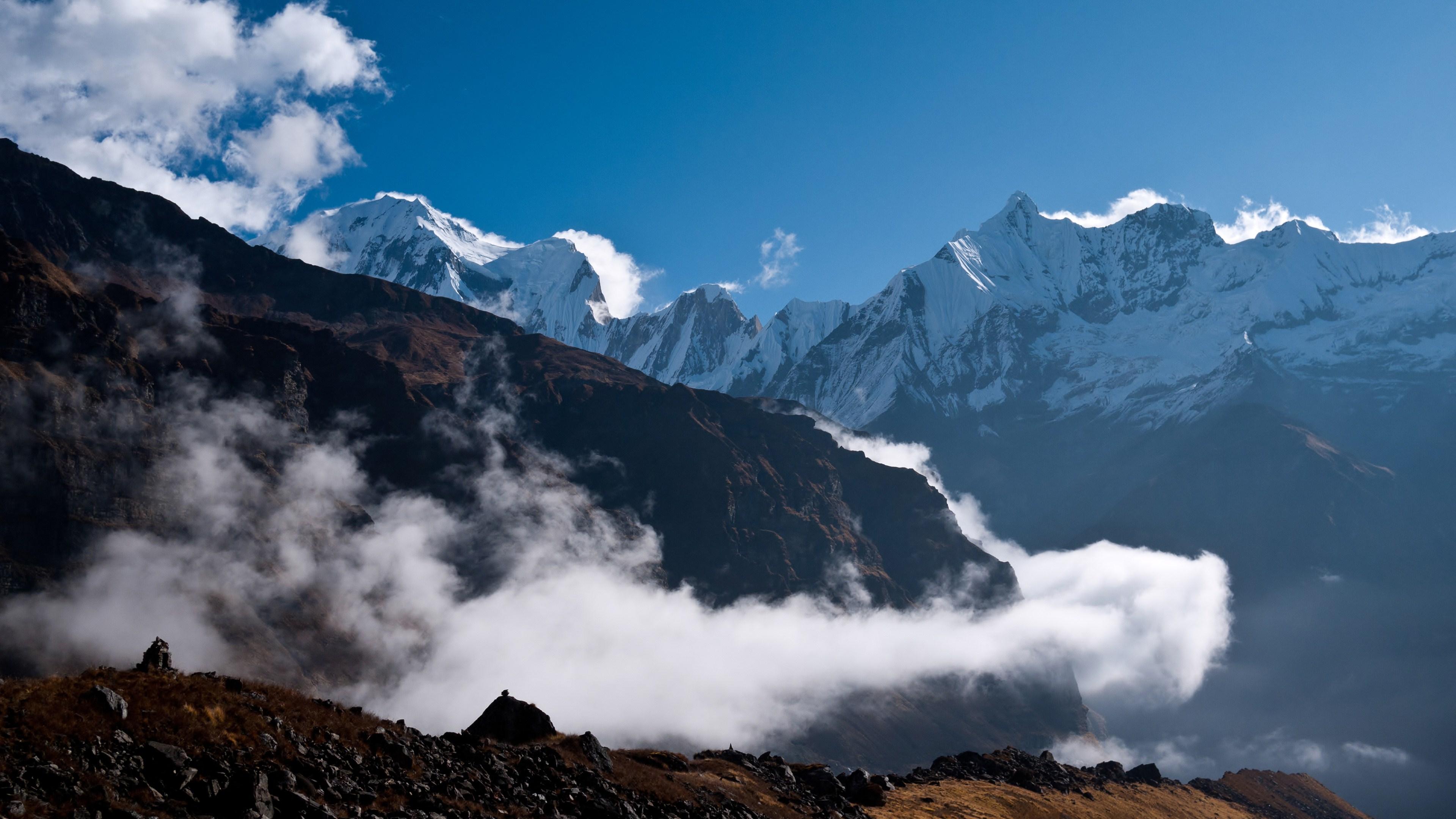 Mountain 4k ultra hd wallpaper background image - Himalaya pictures wallpaper ...