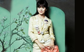 Celebrity - Song Hye-kyo Wallpapers and Backgrounds ID : 467355