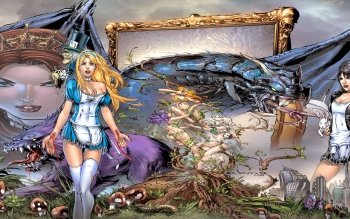 Comics - Grimm Fairy Tales Wallpapers and Backgrounds ID : 467854