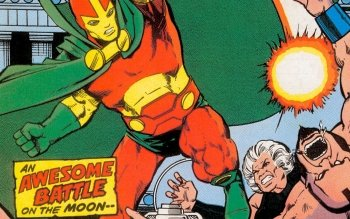 Comics - Mr Miracle Wallpapers and Backgrounds ID : 467896