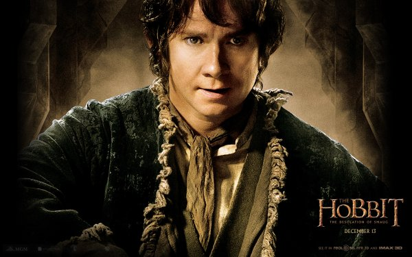 Movie The Hobbit: The Desolation of Smaug HD Wallpaper   Background Image