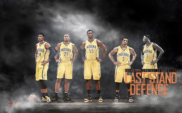 Sports Indiana Pacers Basketball HD Wallpaper | Background Image