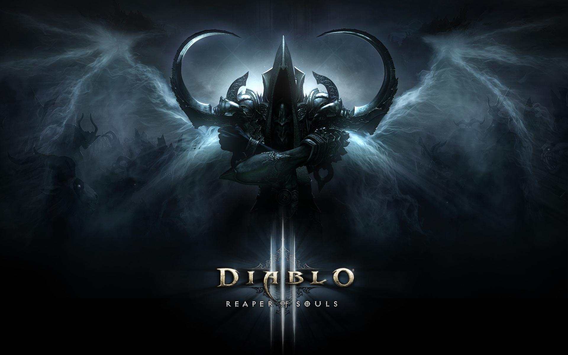 Diablo Iii Reaper Of Souls Hd Wallpaper Background Image