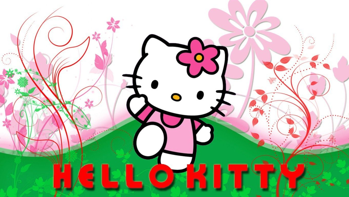 61 Hello Kitty HD Wallpapers