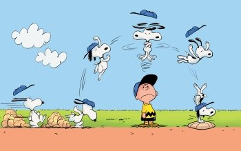 Cartoon - The Peanuts Wallpapers and Backgrounds ID : 468478