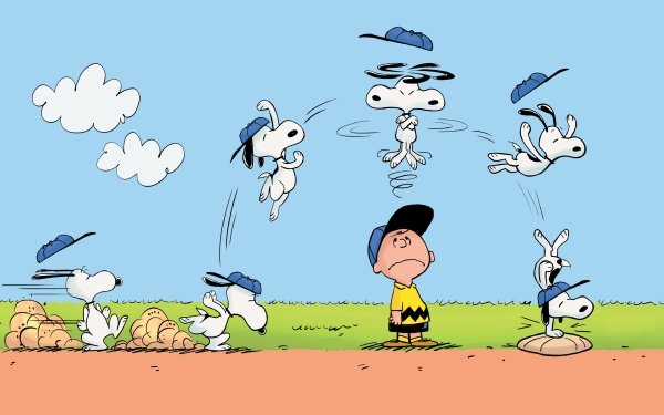 Comics Peanuts The Peanuts Charlie Brown Snoopy HD Wallpaper   Background Image