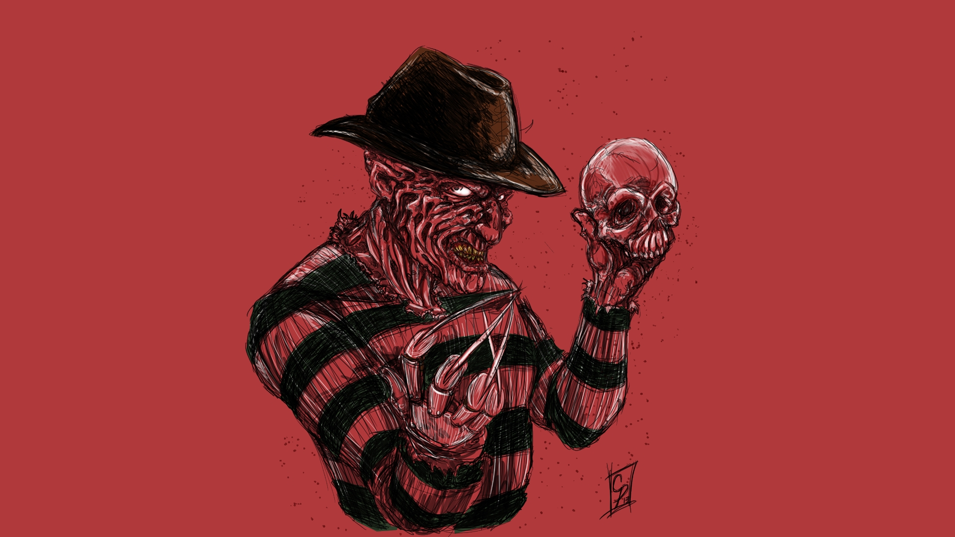 A Nightmare On Elm Street HD Wallpaper   Background Image ...
