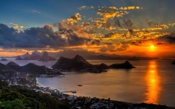 Earth - Rio De Janeiro Wallpapers and Backgrounds ID : 469430