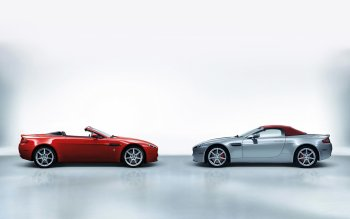 Vehicles - Aston Martin V8 Vantage Wallpapers and Backgrounds ID : 470290