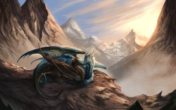 Fantasy - Dragon Wallpapers and Backgrounds ID : 470581
