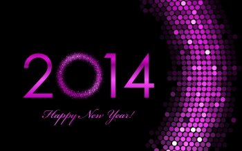 Holiday - New Year 2014 Wallpapers and Backgrounds ID : 470635