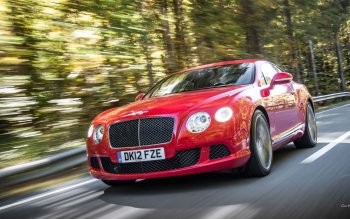 Vehicles - 2013 Bentley Continental GT Speed Wallpapers and Backgrounds ID : 470769