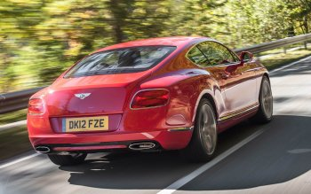 Fordon - 2013 Bentley Continental GT Speed Wallpapers and Backgrounds ID : 470772