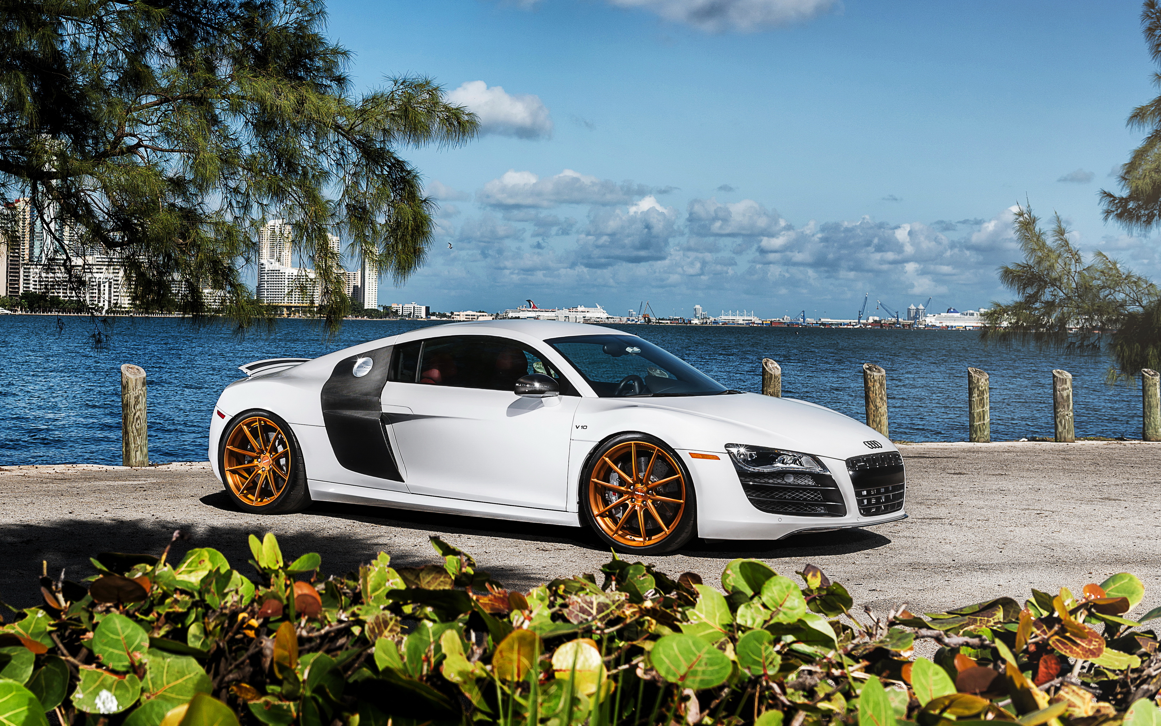 Audi r8 4k ultra hd wallpaper and background image - Wallpaper hd 4k car ...