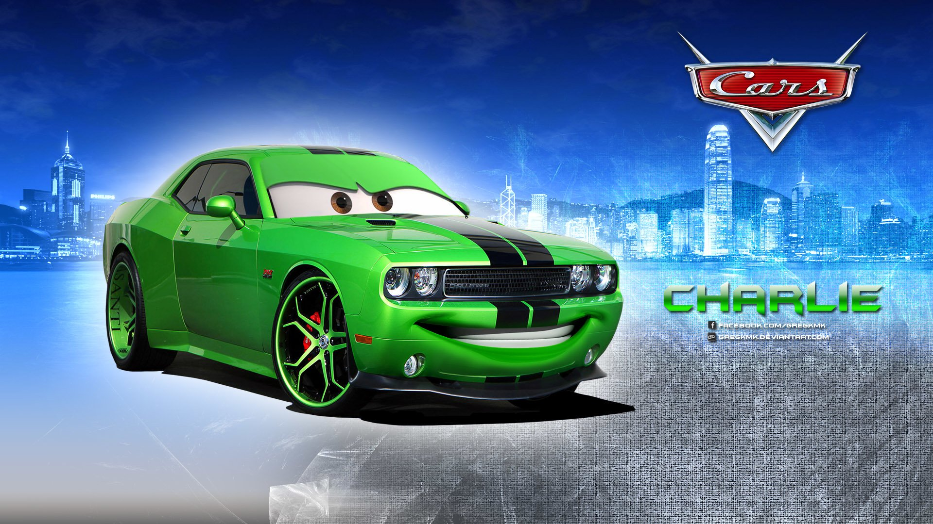 Cars Charlie Full Hd Wallpaper And Background Image
