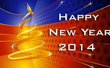 Holiday - New Year 2014 Wallpapers and Backgrounds ID : 471533