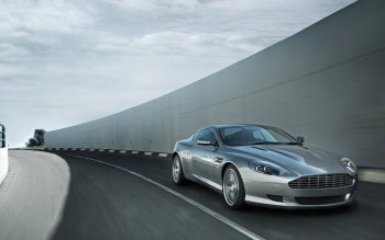 Fordon - Aston Martin DB9 Wallpapers and Backgrounds ID : 471595