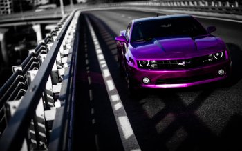 Fahrzeuge - Chevrolet Camaro Wallpapers and Backgrounds ID : 471798